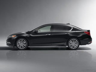 Honda Legend 2015