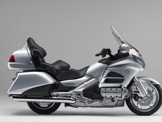 Honda Gold Wing GL 1800 <airbag Navi> 2015
