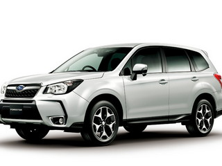 Subaru Forester 2015 S-Limited