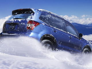 Subaru Forester 2015 X-Break