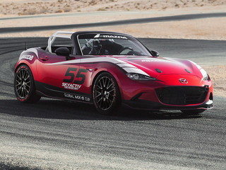 Mazda Roadster Global MX 5 Cup