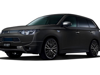 Mitsubishi Outlander PHEV Sports Style Edition: Concept-B