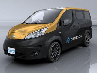 Nissan e-NV200 Sports Utility Gear