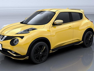 Nissan Juke Personalization Advanced Concept