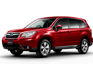 Subaru Forester Proud Edition
