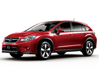 Subaru XV Proud Edition