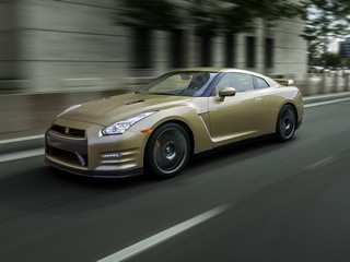 Nissan GT-R 45th Anniversary Edition 2016