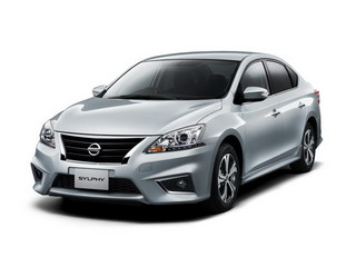 Nissan Sylphy Touring S