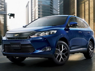 Toyota Harrier Style Ash
