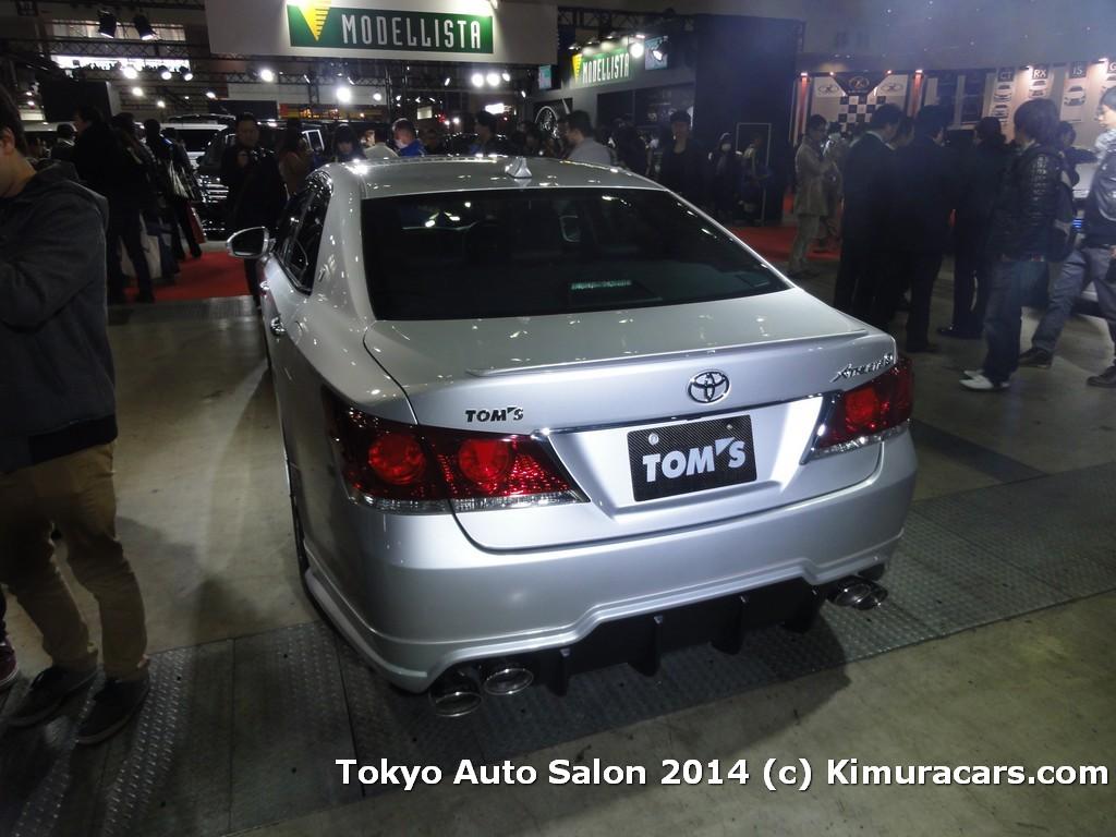 C 2014 for 2014 tokyo auto salon