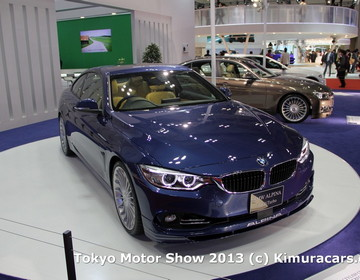 BMW Alpina B4 BiTurbo фото
