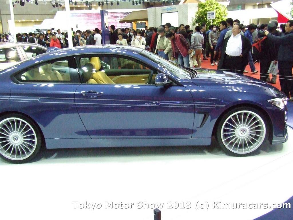 Alpina Tokyo Motor Show 2013