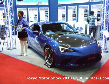 Data System Toyota 86 R-Spec фото