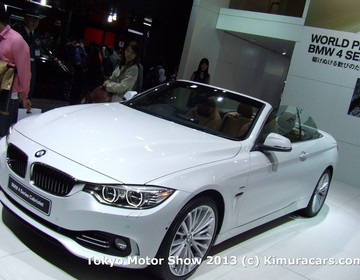 BMW 4-series Cabriolet фото