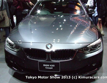 BMW 435i Coupe фото