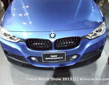 BMW ActiveHybrid 3 фото