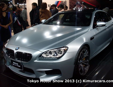 BMW M6 Gran Coupe фото