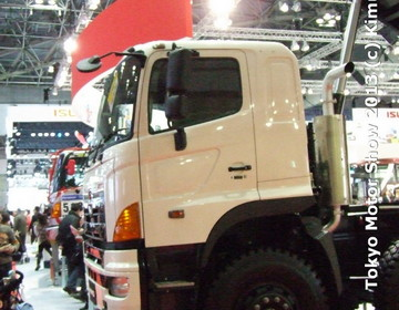 Hino 700 Series Super-Large Dump Truck for Mining фото