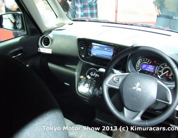 Mitsubishi EK Space Custom фото