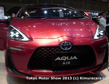 Toyota Aqua Air фото