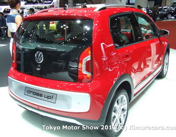 Volkswagen Cross Up! фото