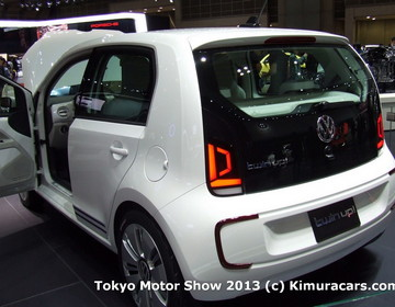 Volkswagen Twin Up! фото