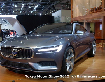Volvo Concept Coupe фото