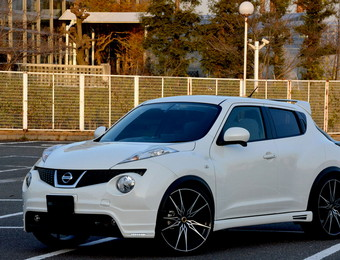 Тюнинг Nissan Juke M'z Speed Exclusive Zeus Luv Line