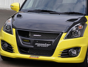 Тюнинг Suzuki Swift Monster Sport