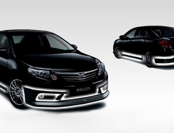 Тюнинг Toyota Allion Modellista Version