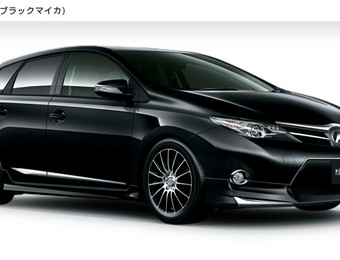 Тюнинг Toyota Auris Modellista Cool Shine Kit