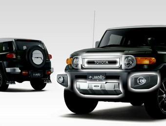 Тюнинг Toyota FJ Cruiser JAOS (Selected by Modellista)