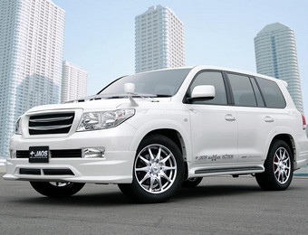 Тюнинг Toyota Land Cruiser JAOS Styling Package 2009-2012