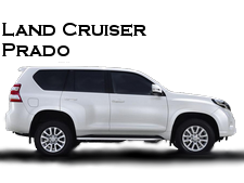 Тюнинг Toyota Land Cruiser Prado