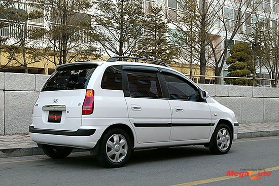Hyundai Lavita 2002 photo gallery