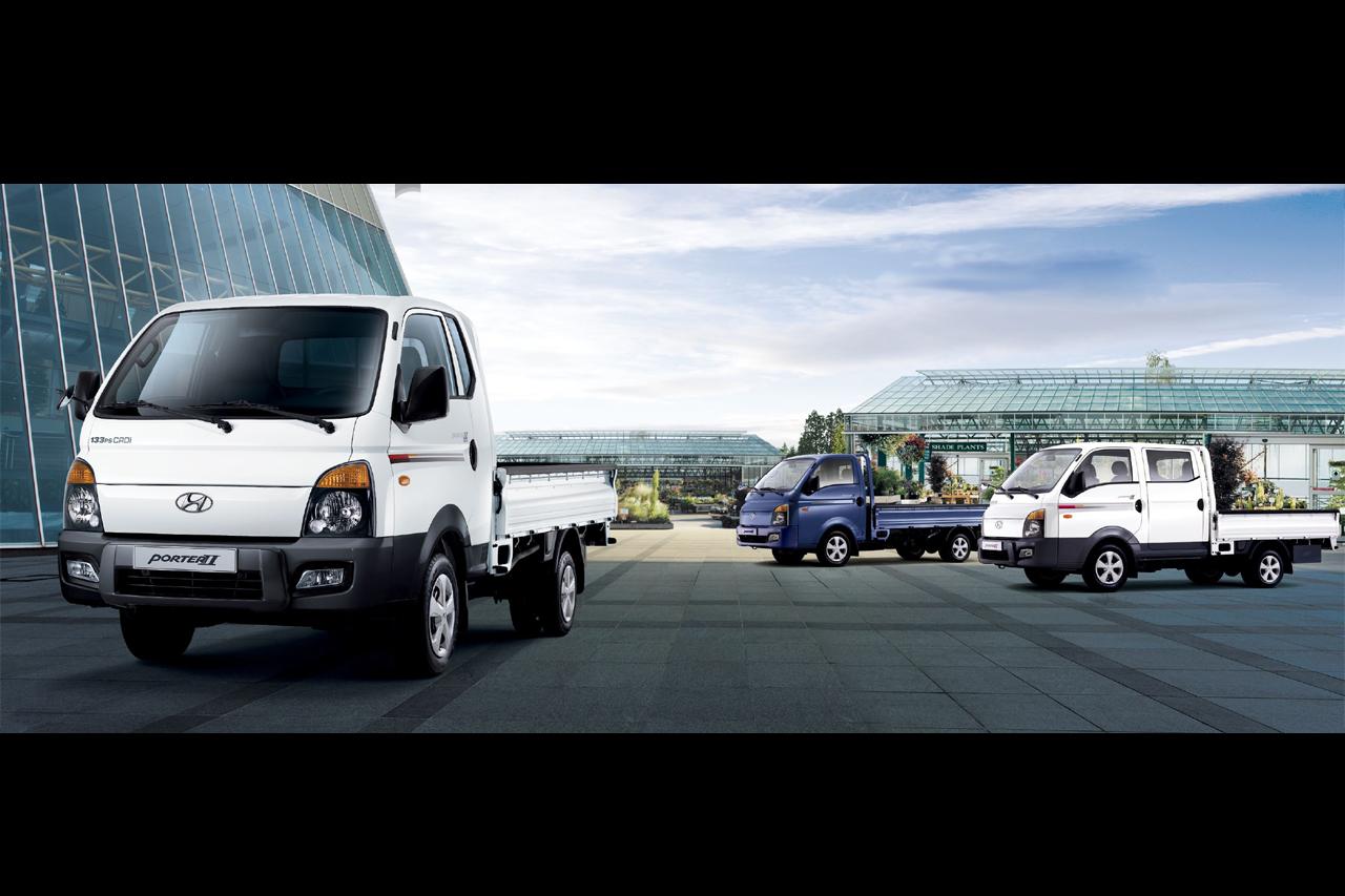 Технические характеристики Hyundai Porter / Хундай Портер ...