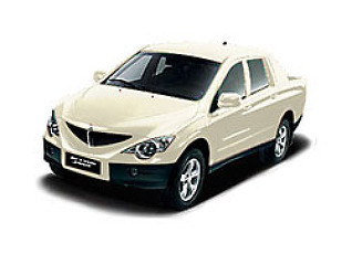 ssangyong actyon sports 2007г.