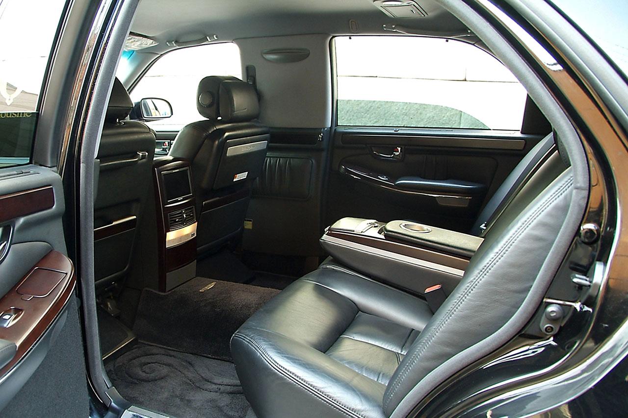 Описание SSANGYONG CHAIRMAN LIMOUSINE CM600L Limousine A/T ... база