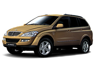 ssangyong kyron 2009г.
