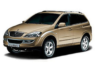 ssangyong kyron 2008г.