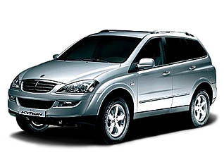 ssangyong kyron 2007г.