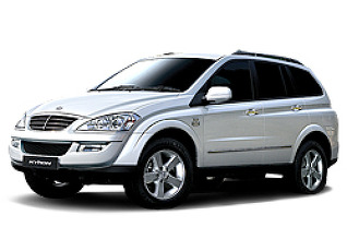 ssangyong kyron 2011г.