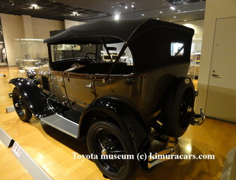 Ford Model A 1929 3