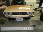Isuzu 117 Coupe Model PA90 1970 2
