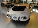 Toyota 2000GT Model MF10 1968 1